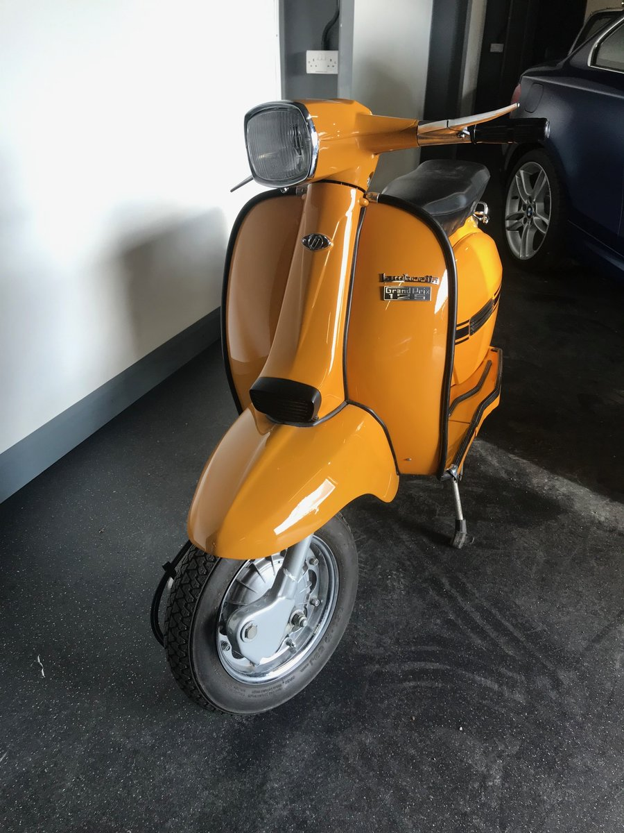 1970 Lambretta GP125 Innocenti, Immaculate For Sale (picture 6 of 6)