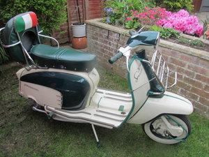 1962 Lambretta Scooter  For Sale