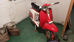 1963 Lambretta TV175  For Sale