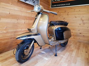 1965 Lambretta LI150 Special - Barn Find British 'Pacemaker' For Sale