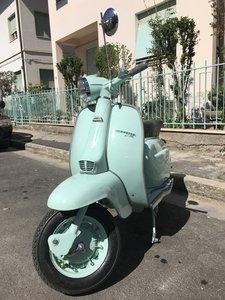 Lambretta li 125 1963 restored