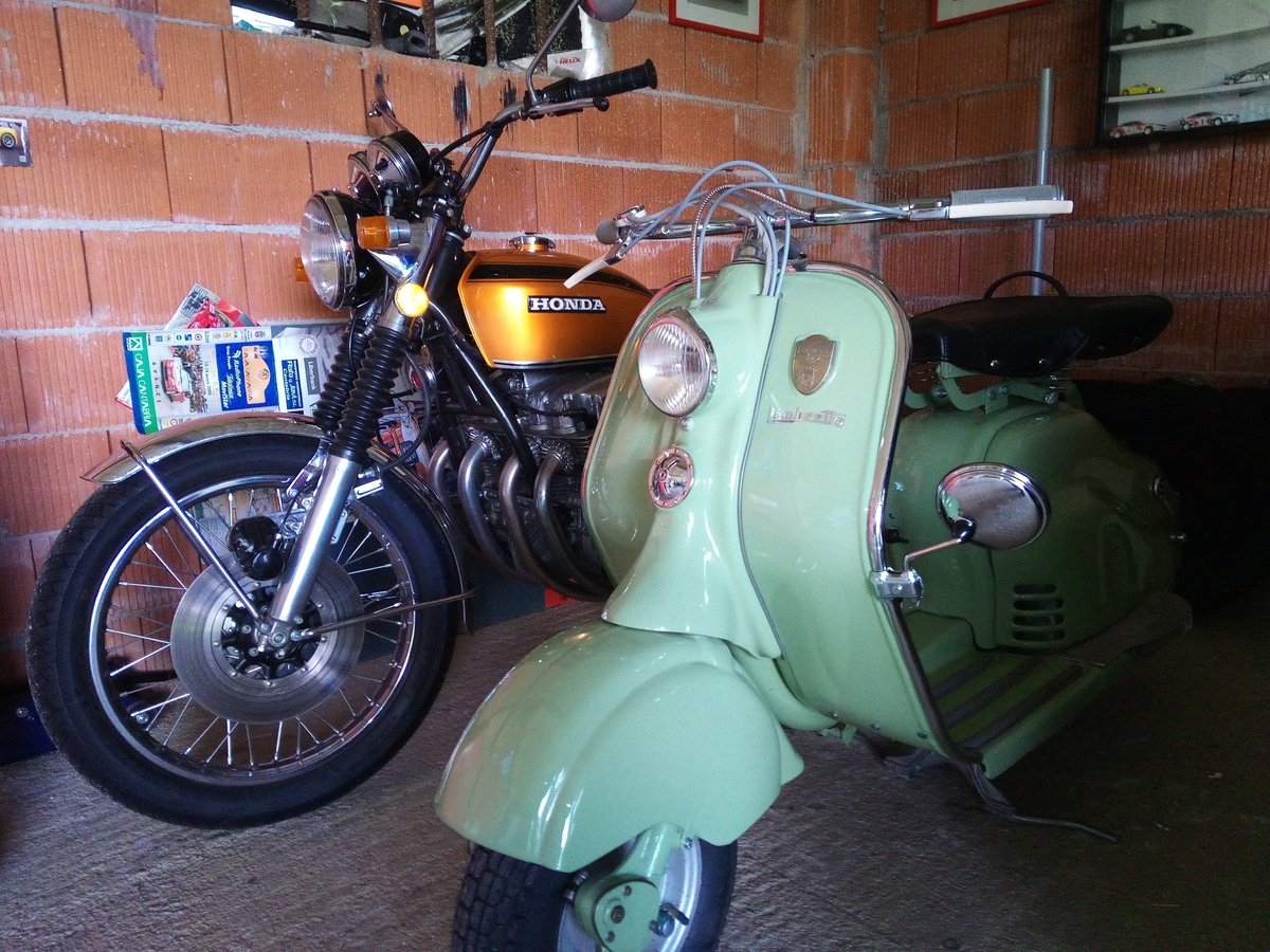 1972 Lambretta LD125 For Sale (picture 1 of 6)