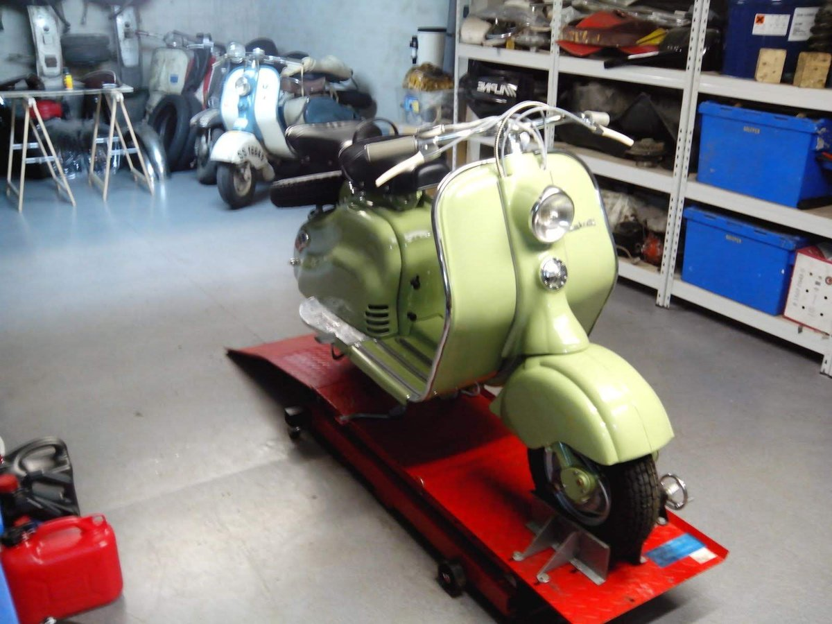 1972 Lambretta LD125 For Sale (picture 2 of 6)