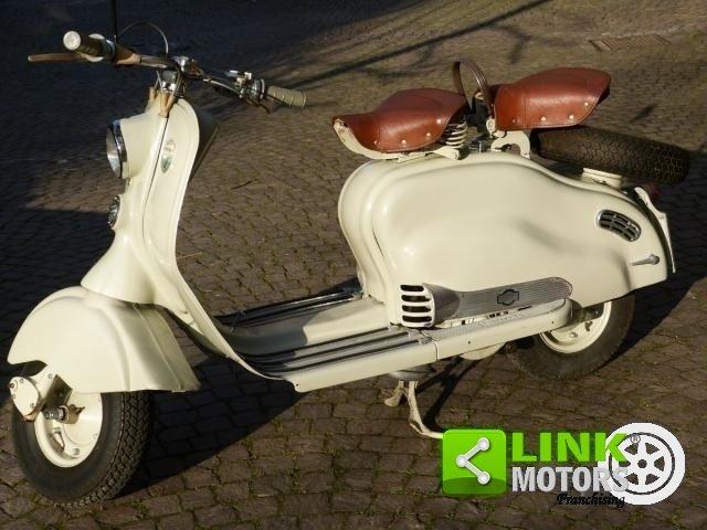LAMBRETTA 150 LD del 1955 For Sale (picture 2 of 6)