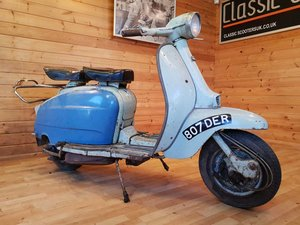 1963 'British' Innocenti Lambretta LI 125 (Project Scooter) For Sale