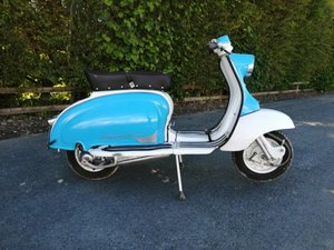 1959 Lambretta 150 For Sale by Auction