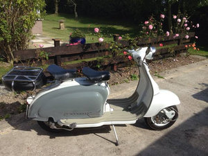 1960 Lambretta Li125 - restored to original condition For Sale