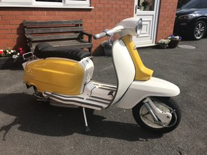 1962 Lambretta li125 Italian scooter  For Sale