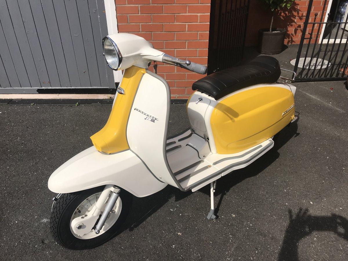 1962 Lambretta li125 Italian scooter  For Sale (picture 2 of 5)