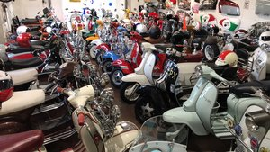 Picture of 1967 Lambretta li125 series4 ito For Sale