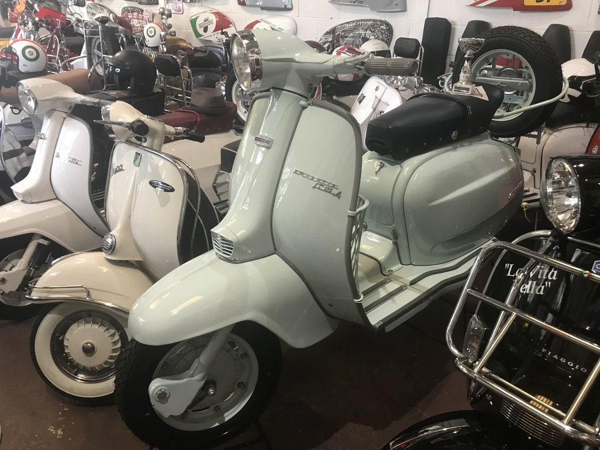 1967 Lambretta li125 series4 ito For Sale (picture 3 of 4)