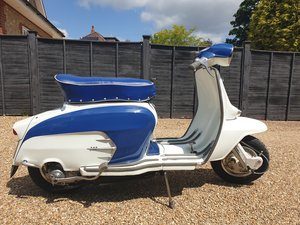 1967 Lambretta SX 200 For Sale