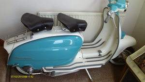 1962 Lambretta  li 150 For Sale