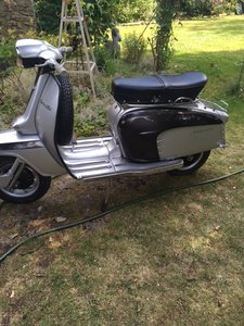 1966 Very Tidy 150 Special  SOLD
