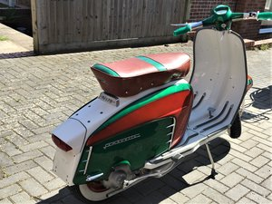 1962 Lambretta TV175 series 3 For Sale