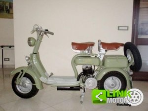 INNOCENTI Lambretta C 125 (1951) FMI For Sale