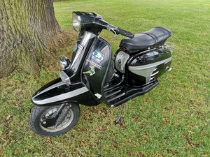 1975 LAMBRETTA SX 200 (ITALIAN/SPANISH) For Sale