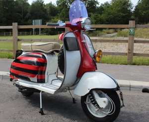 1961 Lambretta Rally Master REPLICA EXCEPTIONAL  For Sale