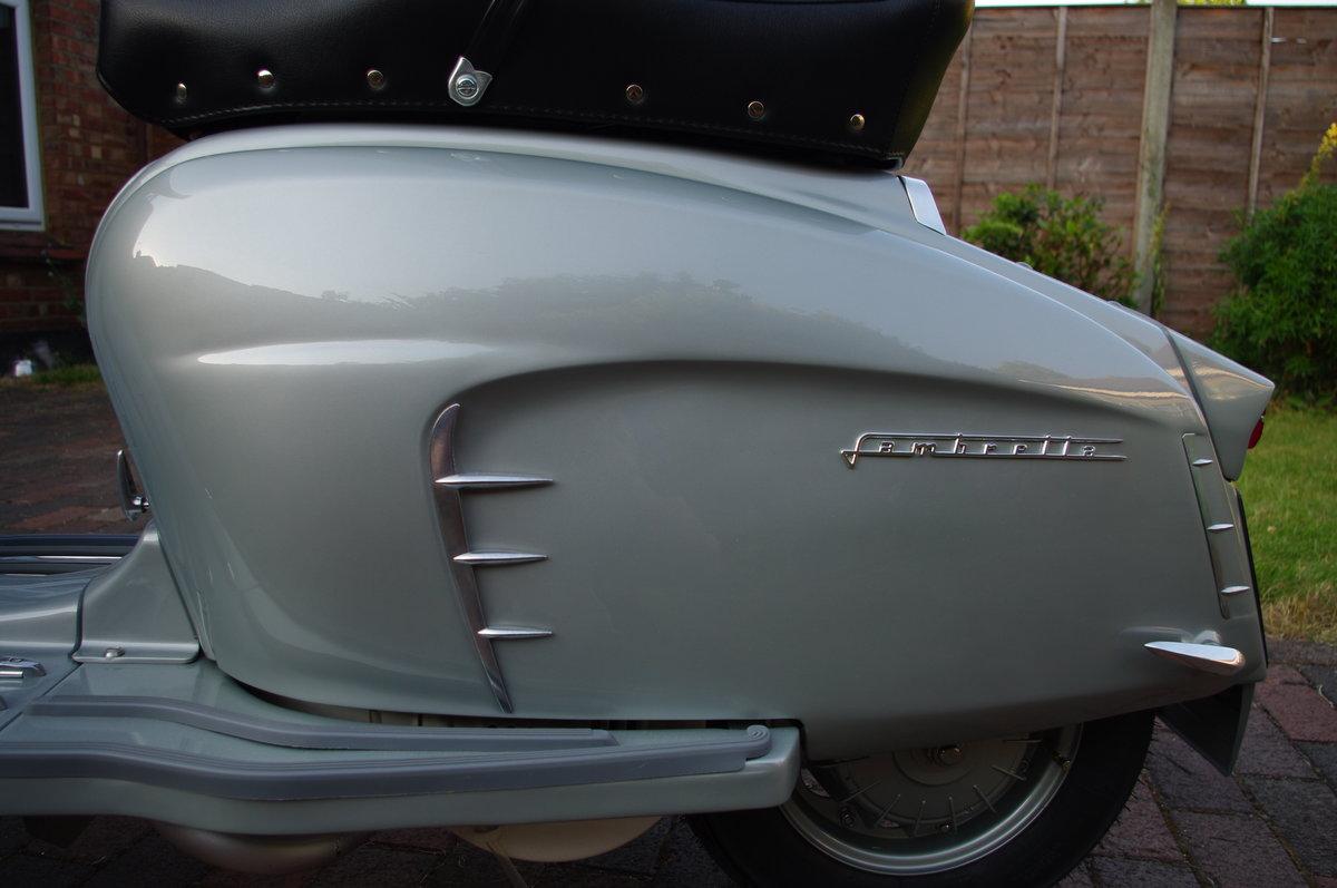 1964 Lambretta Li 150 Silver Special Concours For Sale (picture 4 of 6)