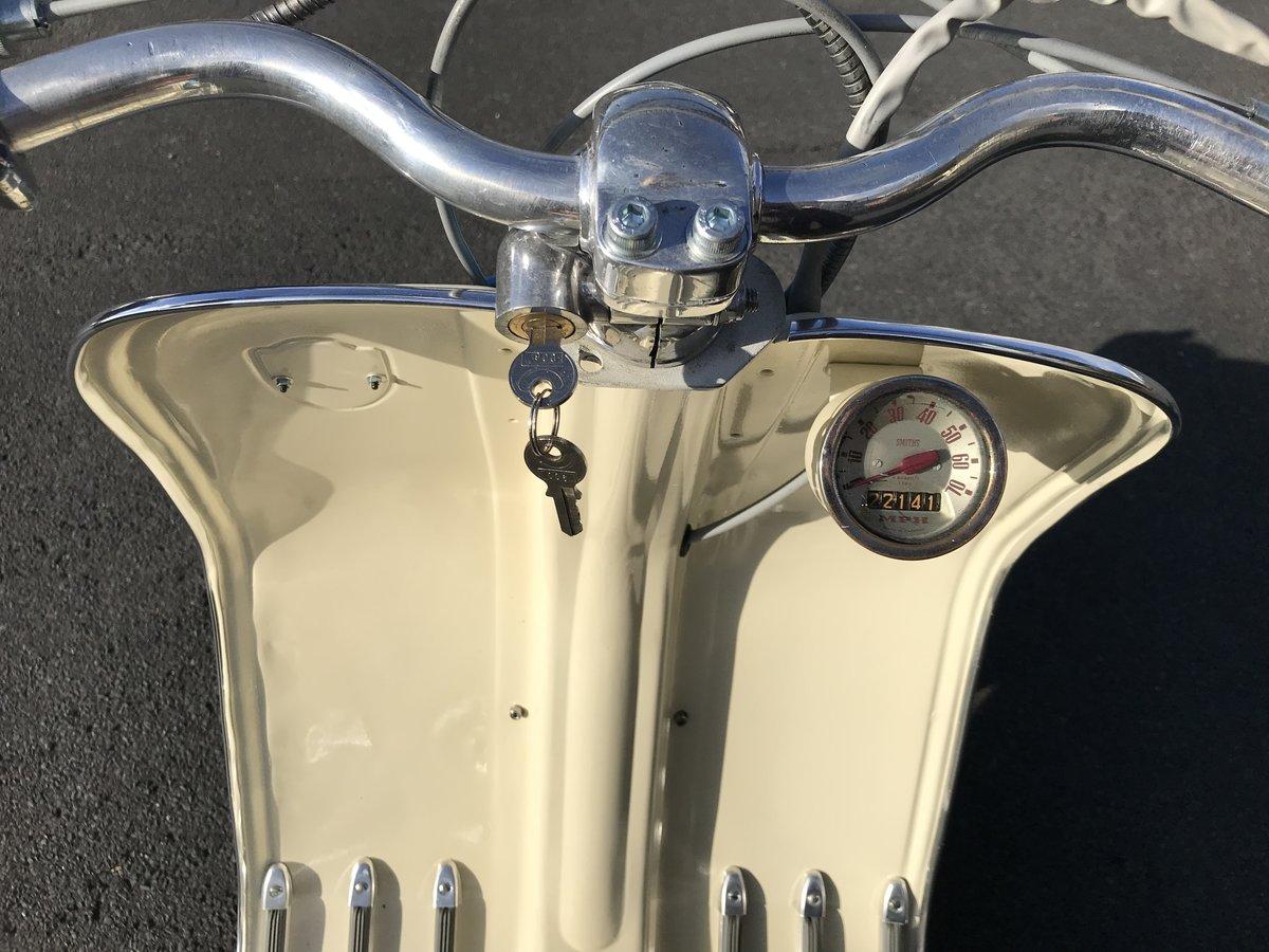 1953 Lambretta LD125 Mk2 UK bike For Sale (picture 6 of 6)