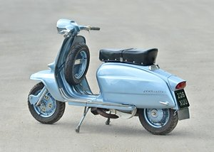 1962 Lambretta TV175 Series III SOLD by Auction