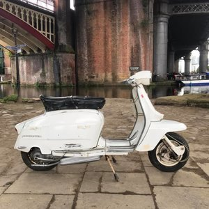 1963 Lambretta TV175 Original Paint. Can deliver