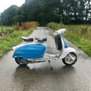 1963 Lambretta LI150 Original Paint - Can Deliver For Sale