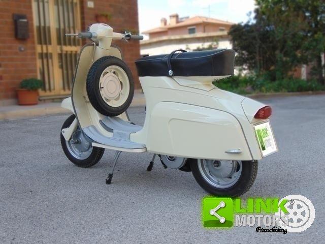 1964 LAMBRETTA CENTO, ISCRITTA F.M.I., DOCUMENTI ORIGINALI For Sale (picture 3 of 6)