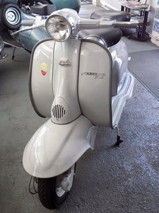 1961 LAMBRETTA LI 125 - FULLY RESTORED TO AS NEW CONDITION