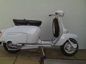 1968 LAMBRETTA SX150 INNOCENTI For Sale