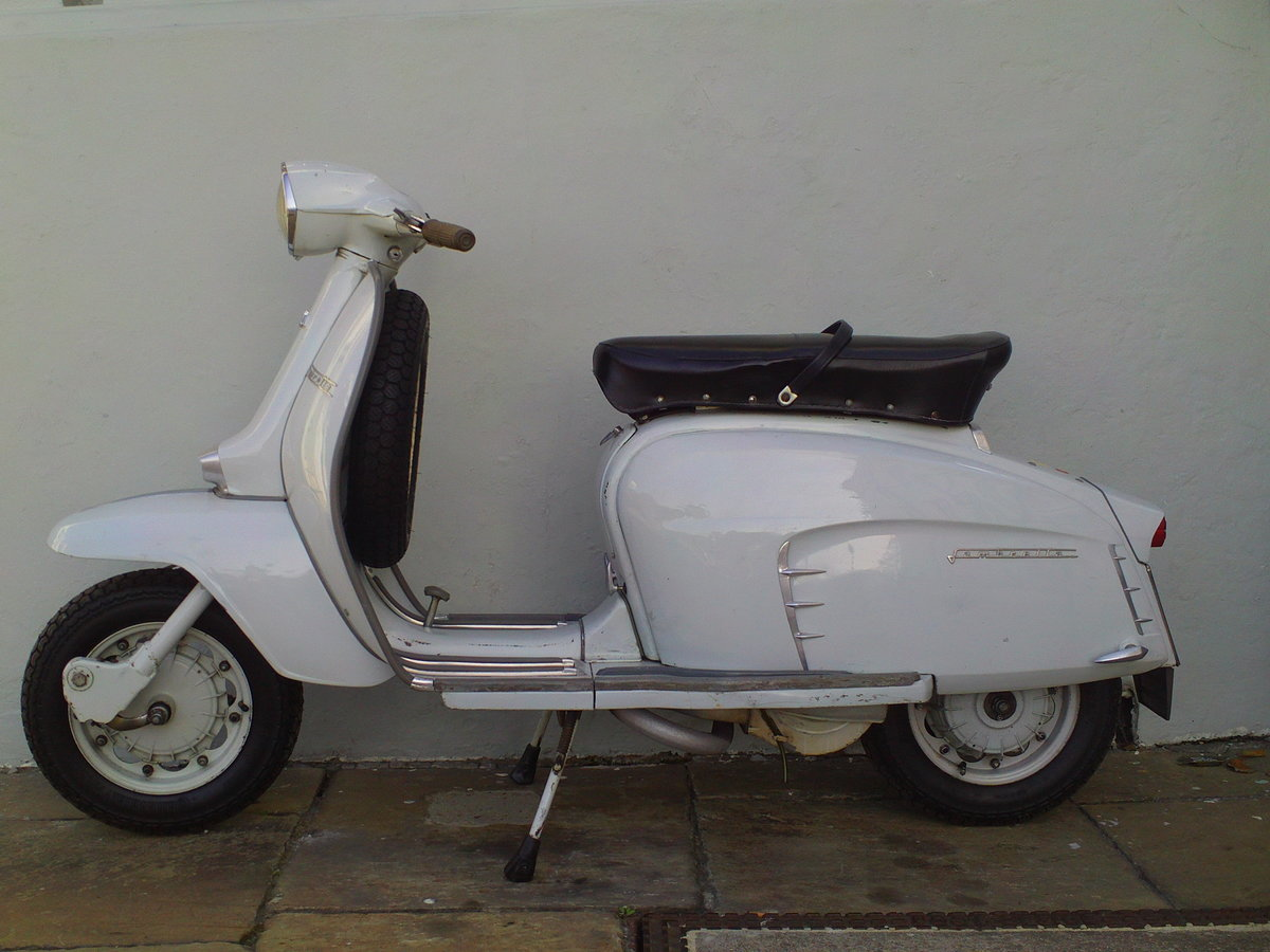 1968 LAMBRETTA SX150  For Sale (picture 3 of 6)