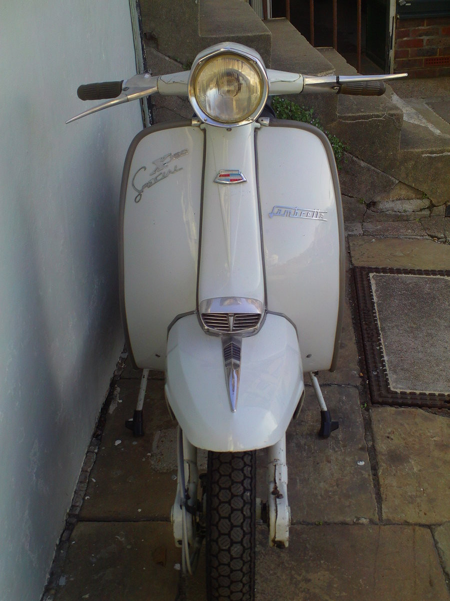 1968 LAMBRETTA SX150  For Sale (picture 4 of 6)