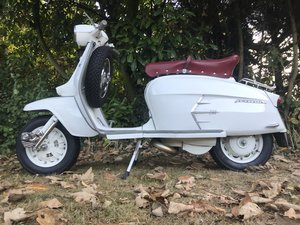1966 Lambretta SX200 For Sale