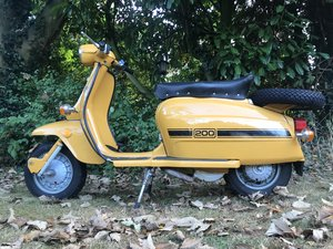 1976 Lambretta Jet 200 For Sale