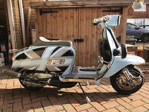 1983 Lambretta GP200 For Sale