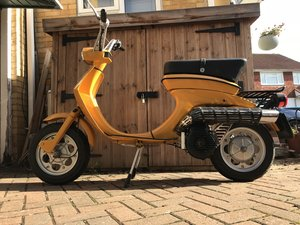 1969 Lambretta Vega 75 For Sale
