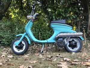 1968 Lambretta Lui 50 For Sale