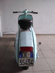 Picture of 1962 Lambretta li 3 iii serie fmi historical reg For Sale