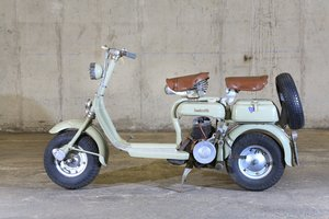 1952 Lambretta Tipo D 125 - No Reserve For Sale by Auction