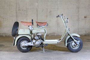 1951 Lambretta Tipo D 125  No Reserve         For Sale by Auction