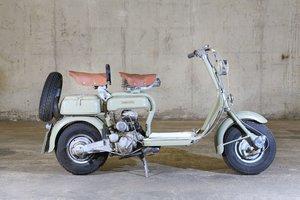 1951 Lambretta Tipo D 125  No Reserve