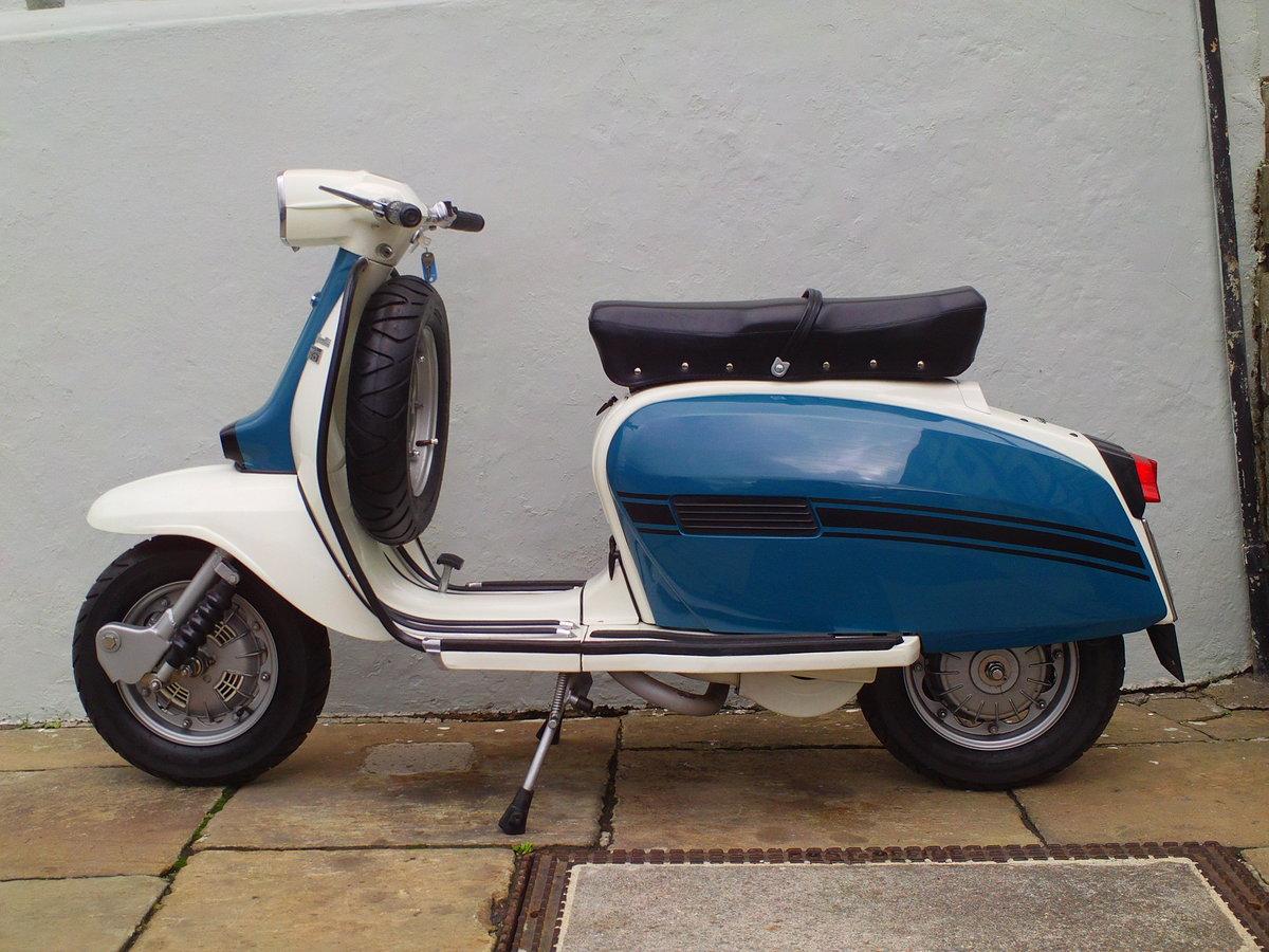 1971 LAMBRETTA GP150  For Sale (picture 1 of 6)