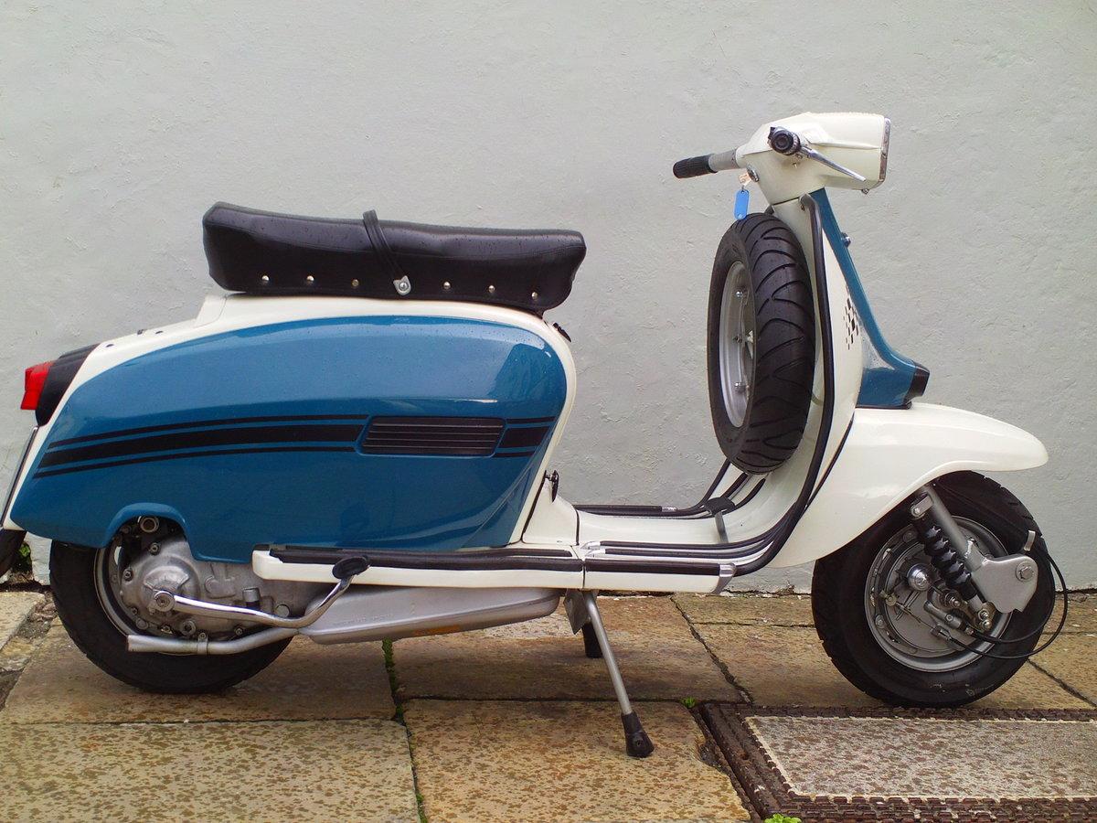 1971 LAMBRETTA GP150  For Sale (picture 3 of 6)