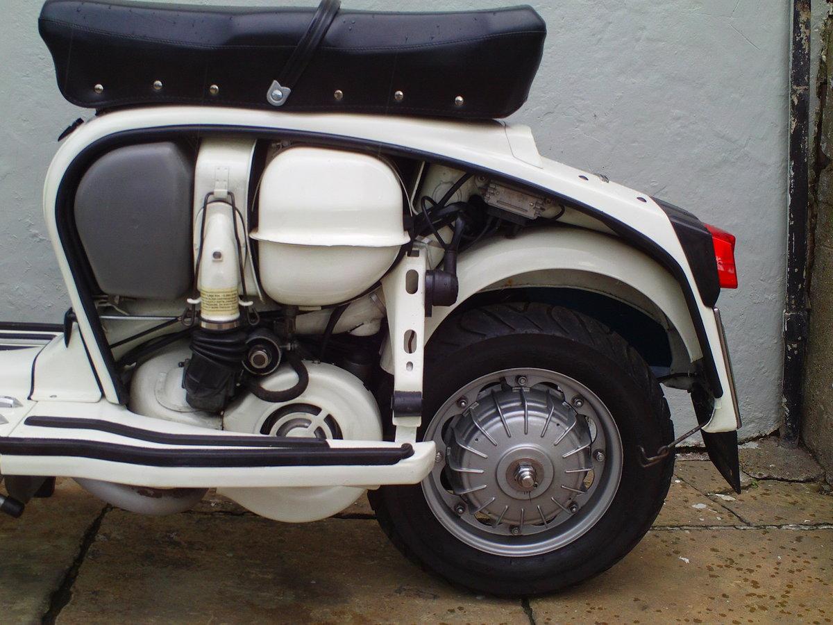 1971 LAMBRETTA GP150  For Sale (picture 5 of 6)