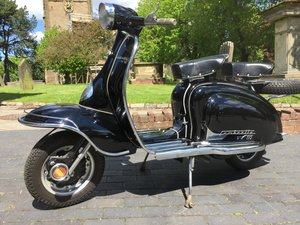 1961 Lambretta TV175 Series 2