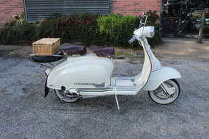 1960 Lambretta  Li 125 Series 2 with 200 cc conversion For Sale