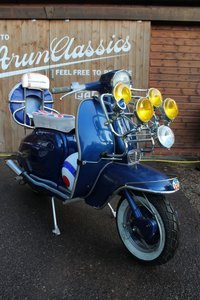 1967 Lambretta Li 150 Series 3 For Sale