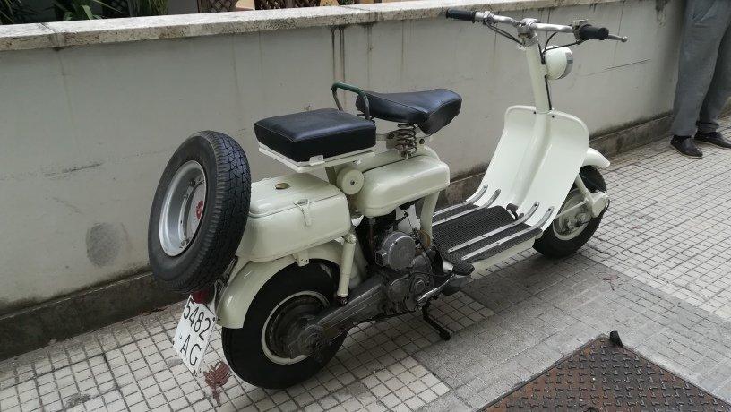 Lambretta 1955 125 d For Sale (picture 3 of 4)