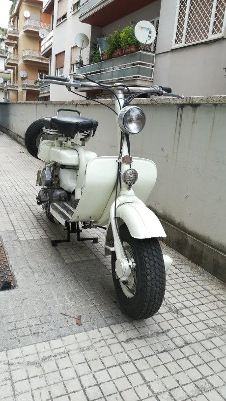 Lambretta 1955 125 d For Sale (picture 4 of 4)