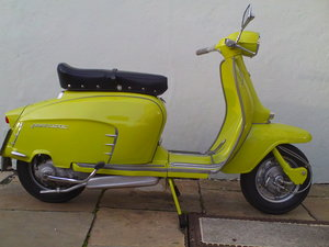 1968 LAMBRETTA SX150 For Sale